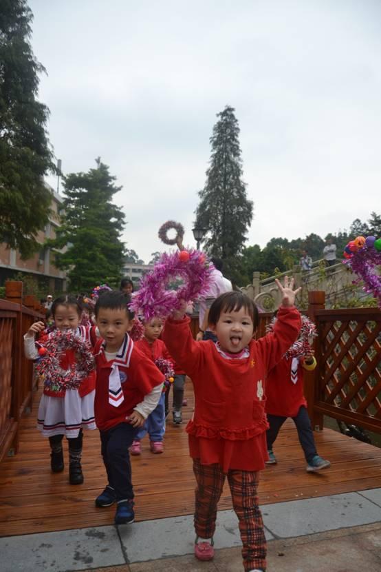 幼儿园新大门启用暨我爱我的幼儿园-教育集团